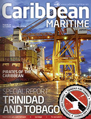 Caribbean Maritime Issue 29 cover