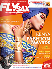 Fly-SAX Inflight Magazine – Issue 16