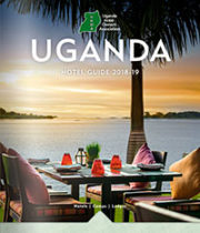 UHOA Uganda Hotel Guide 2018 - Hotels, Camps and Lodges